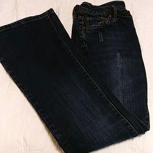 Stetson Jeans Flare Sz 2